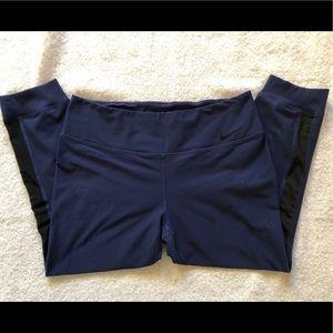 Nike cropped workout leggings